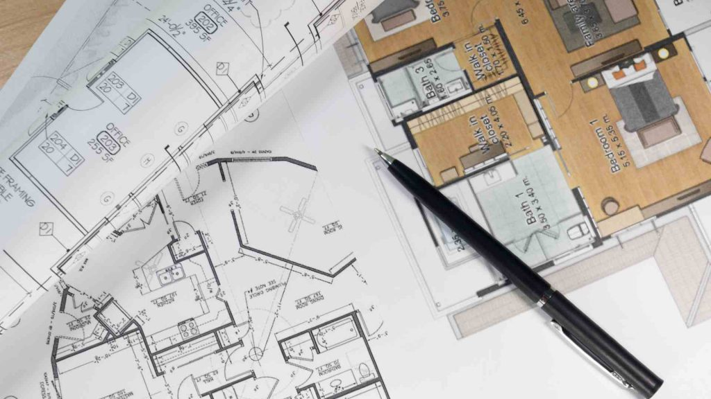 architectural drawings for home remodels